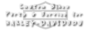 Parts & Service for HARLEY-DAVIDSON